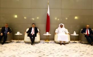 Bakan Pakdemirli Katar'da