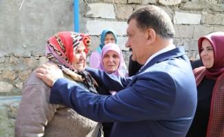Başkan Adayı Gürkan'dan ziyaretler