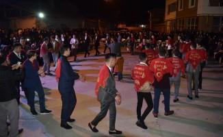 Başkan Ataç 36 genci askere uğurladı