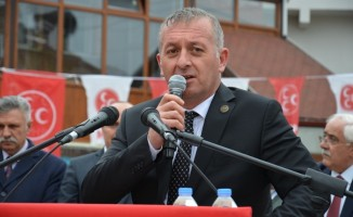Başkan Aydın, Başkan Uzuner'e sahip çıktı
