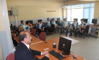 Burdurlu öğrenciler staj için Macaristan'a gidecek