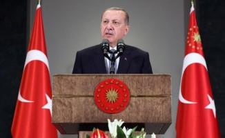 Cumhurbaşkanı Erdoğan: İstiklalimizden, istikbalimizden ve özgürlüğümüzden taviz vermeyeceğiz