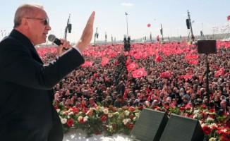 Cumhurbaşkanı Erdoğan: Provokatif eylemlere girenler bedelini çok ağır öder