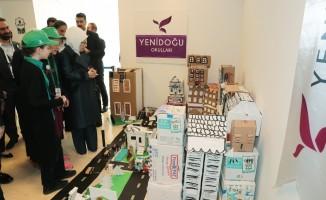 """Emine Erdoğan: """"Bir buçuk yıl içinde sıfır atık projesi kapsamında 42 milyon ağacın kesilmesi önlendi"""""""