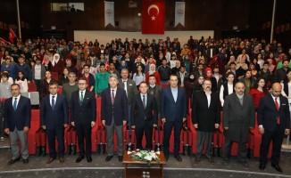 ERÜ'de 18 Mart Çanakkale Şehitlerini Anma Etkinliği Düzenlendi