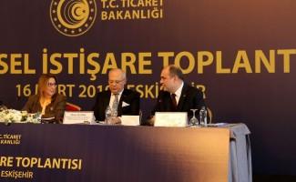 ESO Başkanı Kesikbaş, Bakan Pekcan'a sanayicilerin beklentilerini açıkladı