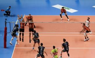 Galatasaray-Trentino Itas maçından notlar