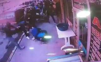 Iğdır'da 1 kişinin öldüğü kavga güvenlik kamerasında
