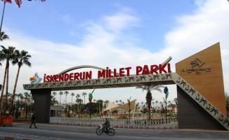 İskenderun Millet Parkı açılıyor