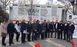 Kayserili Eczacılar Kan Bağışında Bulundu