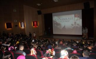 Kilis'de 18 Mart Çanakkale Zaferi'nin 104. yıl dönümü kutlandı