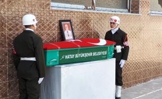 Kore gazisi İbrahim Kocaibrahimoğlu toprağa verildi