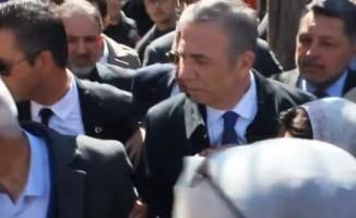 Mansur Yavaş'a Yazıcıoğlu'nun mezarlığında sert tepki!