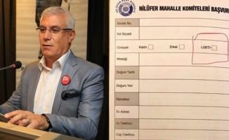 Nilüfer Belediye'sinin LGBT kotası CHP'lileri isyan ettirdi...