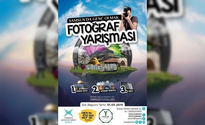 """""""Samsun'da Genç Olmak"""" fotoğraf yarışması"""