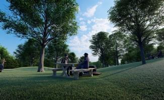Serdivan'a 7 milyon metrekare yeni aktif yeşil alan