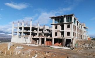 Seydişehir Sağlık Bilimleri Fakültesi yeni binasına kavuşuyor