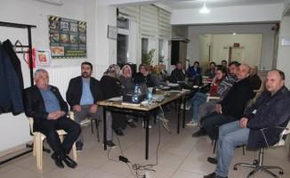 Tosya'da mantar yetiştiriciliği kursu açıldı