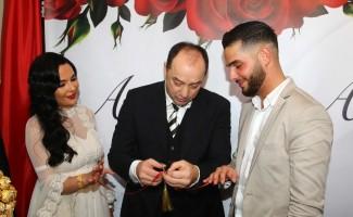 Ünlü boks organizatörü Erol Ceylan'ın kızı nişanlandı