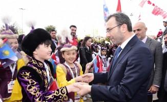 14. Uluslararası Çocuk Festivali Pendik'te yapıldı
