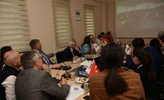 2019 Türk Dünyası Turizm Çalıştayı İnönü'de