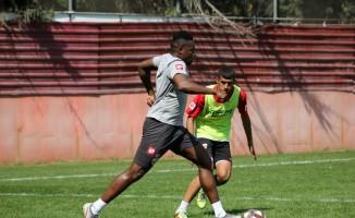 Adanaspor, U-21 takımıyla antrenman maçı yaptı