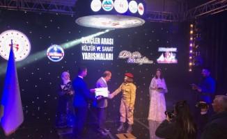 Ağrı Gençlik Merkezi gençlerinden büyük başarı