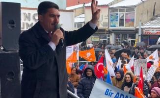 AK Parti Ağrı Milletvekili Çelebi'den Ağrı'nın Düşman İşgalinden Kurtuluş Yıl Dönümü Mesajı