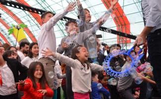 Akkuyu NGS'den Gülnar'da 23 Nisan etkinliği