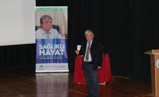 AKM'de 'Sağlıklı Hayat' konulu konferans gerçekleşti