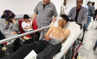 Aksaray'da tüfekli kavga: 1 yaralı