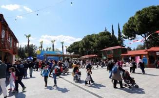 Anadolu Çocuk Köyü, çocuklara armağan edildi