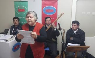 'Anadolu Şiir Akşamları' etkinliği