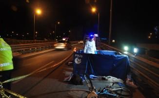 Antalya'da bahçıvanın acı ölümü