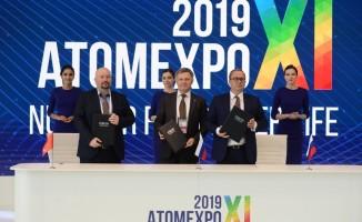 ATOMEXPO-2019 Forumu'nda 40'tan fazla işbirliği anlaşması imzalandı