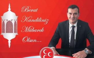 Aydın MHP'den Berat Kandili mesajı