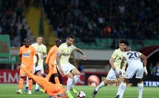 Aytemiz Alanyaspor, Fenerbahçe'yi ilk kez devirdi