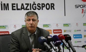 B. Elazığspor - Osmanlıspor maçının ardından