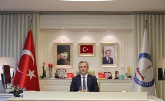 Başkan Tahmazoğlu, 23 Nisan'ı kutladı