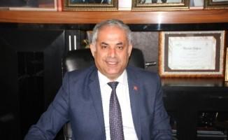 Başkan Yaman'ın Berat Kandili mesajı