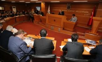 Bayrampaşa'da faaliyet raporu mecliste kabul edildi