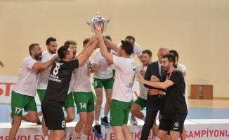 Bursa Büyükşehir şampiyon