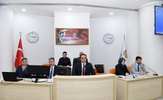 Büyükşehir Belediyesi nisan toplantıları sona erdi