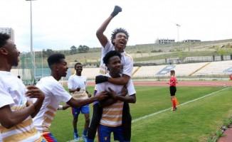 Çad, KBÜ Dünya Kupası şampiyonu oldu