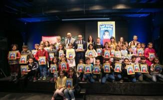 Çukurcalı 37 çocuğun hayali kitap oldu: Zap Suyu Düşleri
