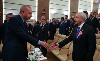 Cumhurbaşkanı Erdoğan Anayasa Mahkemesinin kuruluş yıl dönümü törenine katıldı