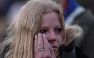 Dedelerini gözyaşlarıyla andılar