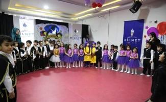 Diyarbakır Bilnet Okulları'nda 23 Nisan etkinlikleri