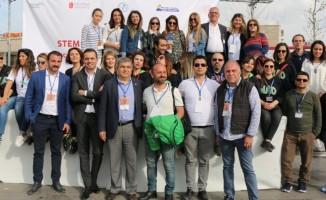 Diyarbakır halkı Nesibe Aydın Bilim Şenliği'nde buluştu