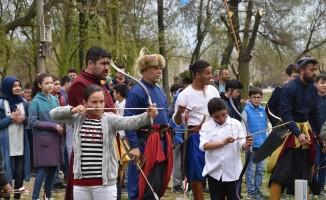 Dursunbey Belediyesi Geleneksel Türk Okçuluğu Kursları Finali Yapıldı